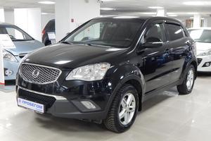 Авто SsangYong Actyon, 2013 года выпуска, цена 735 000 руб., Москва