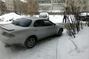 Подержанный автомобиль Toyota Sprinter Marino, хорошее состояние, 1992 года выпуска, цена 95 000 руб., Челябинск