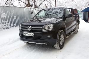 Подержанный автомобиль Volkswagen Amarok, отличное состояние, 2012 года выпуска, цена 1 599 000 руб., Ельня