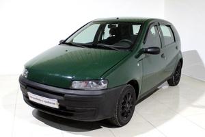 Авто Fiat Punto, 2003 года выпуска, цена 155 000 руб., Москва