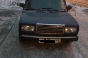 Автомобиль ВАЗ (Lada) 2107, хорошее состояние, 2005 года выпуска, цена 35 000 руб., Челябинск