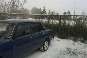 Подержанный автомобиль ВАЗ (Lada) 2107, хорошее состояние, 2003 года выпуска, цена 40 000 руб., Челябинск