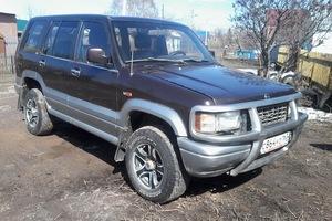 Автомобиль Opel Monterey, хорошее состояние, 1992 года выпуска, цена 290 000 руб., Отрадный
