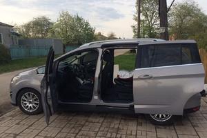 Автомобиль Ford Grand C-Max, отличное состояние, 2011 года выпуска, цена 735 000 руб., Москва