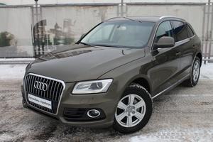 Подержанный автомобиль Audi Q5, отличное состояние, 2012 года выпуска, цена 1 297 000 руб., Москва