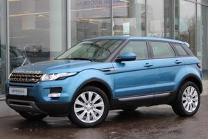Авто Land Rover Range Rover Evoque, 2014 года выпуска, цена 1 880 000 руб., Москва