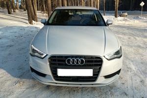 Автомобиль Audi A3, отличное состояние, 2014 года выпуска, цена 1 070 000 руб., Красноярск