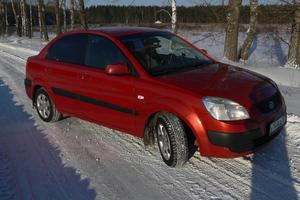 Подержанный автомобиль Kia Rio, отличное состояние, 2006 года выпуска, цена 300 000 руб., Ногинск