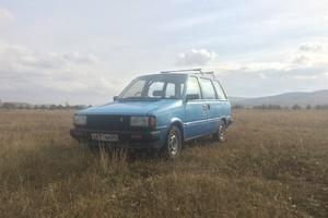 Автомобиль Nissan Prairie, среднее состояние, 1983 года выпуска, цена 37 000 руб., Красноярск