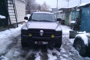 Автомобиль Dodge Durango, хорошее состояние, 1998 года выпуска, цена 380 000 руб., Москва