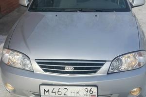 Автомобиль Kia Spectra, хорошее состояние, 2008 года выпуска, цена 240 000 руб., Челябинск