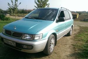 Автомобиль Mitsubishi Space Wagon, хорошее состояние, 1998 года выпуска, цена 250 000 руб., Кропоткин