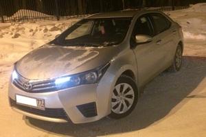 Подержанный автомобиль Toyota Corolla, хорошее состояние, 2013 года выпуска, цена 750 000 руб., Красногорск