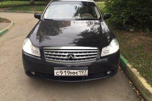 Подержанный автомобиль Infiniti M-Series, отличное состояние, 2008 года выпуска, цена 650 000 руб., Одинцово