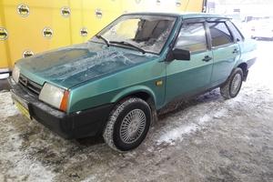 Авто ВАЗ (Lada) 2109, 2001 года выпуска, цена 95 000 руб., Самара