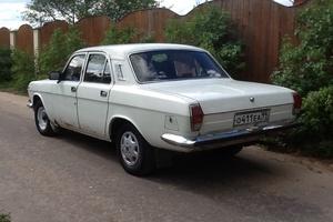 Автомобиль ГАЗ 24 Волга, хорошее состояние, 1986 года выпуска, цена 85 000 руб., Москва