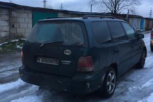 Автомобиль Honda Shuttle, среднее состояние, 1998 года выпуска, цена 200 000 руб., Санкт-Петербург