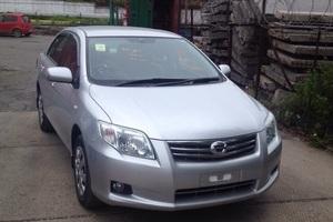 Автомобиль Toyota Corolla Axio, хорошее состояние, 2011 года выпуска, цена 750 000 руб., Магадан