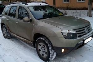 Подержанный автомобиль Renault Duster, отличное состояние, 2013 года выпуска, цена 620 000 руб., Коломна