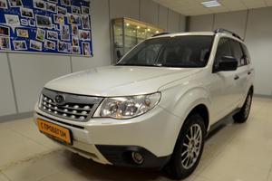 Авто Subaru Forester, 2012 года выпуска, цена 885 000 руб., Москва
