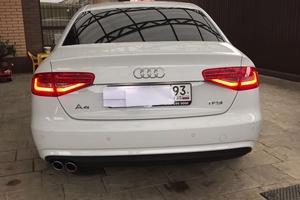 Подержанный автомобиль Audi A4, отличное состояние, 2014 года выпуска, цена 1 280 000 руб., Краснодар