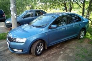 Автомобиль Skoda Rapid, отличное состояние, 2014 года выпуска, цена 735 000 руб., Дубна