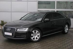 Подержанный автомобиль Audi A8, отличное состояние, 2013 года выпуска, цена 2 400 000 руб., Краснодар