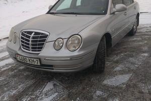 Автомобиль Kia Opirus, хорошее состояние, 2004 года выпуска, цена 396 500 руб., Москва