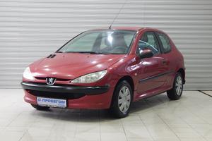 Авто Peugeot 206, 2007 года выпуска, цена 180 000 руб., Москва