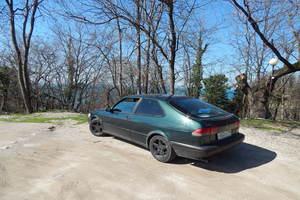 Автомобиль Saab 900, среднее состояние, 1995 года выпуска, цена 120 000 руб., Химки