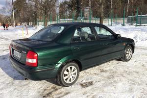 Автомобиль Mazda 323, отличное состояние, 2000 года выпуска, цена 169 000 руб., Москва