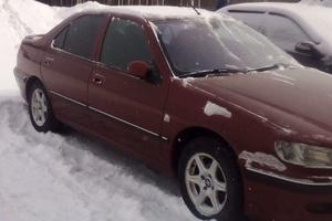 Автомобиль Peugeot 406, хорошее состояние, 2002 года выпуска, цена 180 000 руб., Екатеринбург