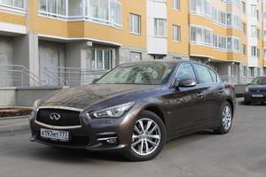 Авто Infiniti Q50, 2014 года выпуска, цена 1 150 000 руб., Москва