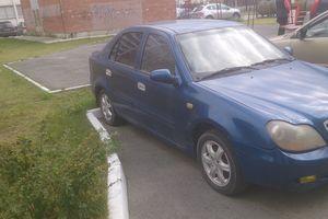 Автомобиль Geely Otaka, среднее состояние, 2007 года выпуска, цена 110 000 руб., Челябинск