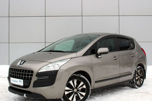 Авто Peugeot 3008, 2011 года выпуска, цена 509 000 руб., Москва