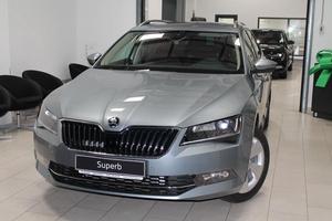 Авто Skoda Superb, 2016 года выпуска, цена 2 474 700 руб., Москва