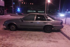 Автомобиль Daewoo Prince, битый состояние, 1995 года выпуска, цена 30 000 руб., Иркутск