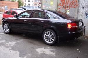 Подержанный автомобиль Audi A6, отличное состояние, 2006 года выпуска, цена 760 000 руб., Челябинск
