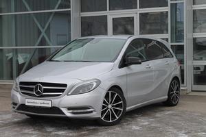 Авто Mercedes-Benz B-Класс, 2012 года выпуска, цена 849 000 руб., Санкт-Петербург