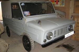Автомобиль ЛуАЗ 969, отличное состояние, 1971 года выпуска, цена 100 000 руб., Екатеринбург