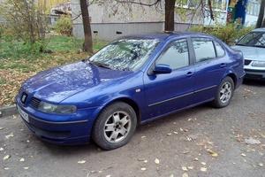 Автомобиль SEAT Toledo, хорошее состояние, 1999 года выпуска, цена 157 000 руб., Чебоксары