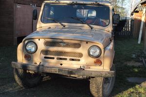 Автомобиль УАЗ 469, среднее состояние, 1993 года выпуска, цена 60 000 руб., Кострома