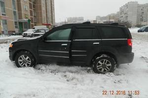 Автомобиль Isuzu Axiom, хорошее состояние, 2002 года выпуска, цена 290 000 руб., Москва