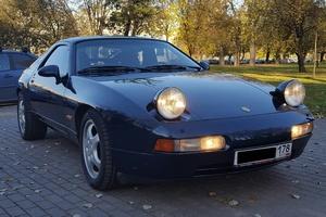 Автомобиль Porsche 928, отличное состояние, 1992 года выпуска, цена 3 999 000 руб., Санкт-Петербург