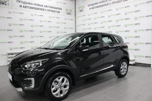Авто Renault Kaptur, 2017 года выпуска, цена 799 000 руб., Уфа