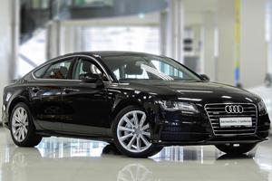 Подержанный автомобиль Audi A7, отличное состояние, 2014 года выпуска, цена 2 348 000 руб., Москва