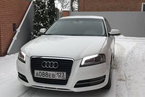Подержанный автомобиль Audi A3, хорошее состояние, 2012 года выпуска, цена 680 000 руб., Краснодар