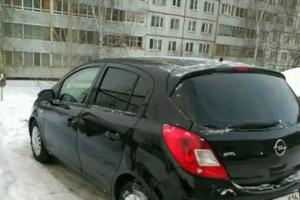 Подержанный автомобиль Opel Corsa, хорошее состояние, 2008 года выпуска, цена 245 000 руб., республика Татарстан