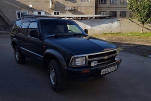 Автомобиль Chevrolet Blazer, хорошее состояние, 1997 года выпуска, цена 250 000 руб., Гулькевичи