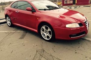 Автомобиль Alfa Romeo GT, хорошее состояние, 2008 года выпуска, цена 450 000 руб., Москва